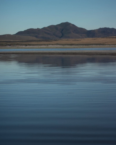 INCREASING WATER DEMAND: As the third fastest growing state in the U.S., Utah needs solutions to equitably and affordably meet growing water demands without impacting the state's unique natural features such as the Great Salt Lake.